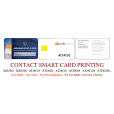 AT24C01 Contact Smart Cards Pack of 500