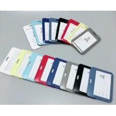 Card Holder with 2 Cards Slide Inside Pack of 30
