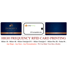 13.56MHz Mifare Classic 4K Compatible RFID Contactless Smart Cards Pack of 500