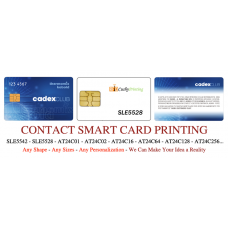 SLE5528 Contact Smart Cards Pack of 500